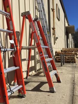 Step Ladders | Alabama Ladder