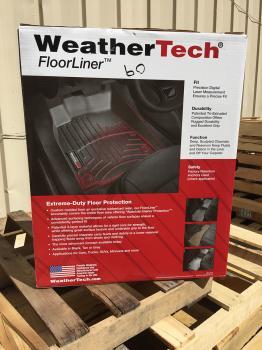 Truck Floor Liner - Weather Tech | Alabama Ladder