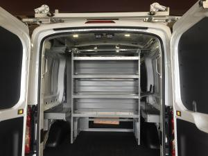 Work Van Installations | Alabama Ladder