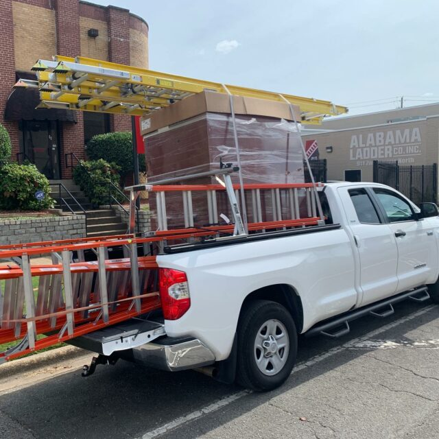 Ending out a week full of local deliveries. Thank you to all our customers.  #shopsmall #localbusiness  #truckaccessories #ladders #vanaccessories #constructionsupplies
