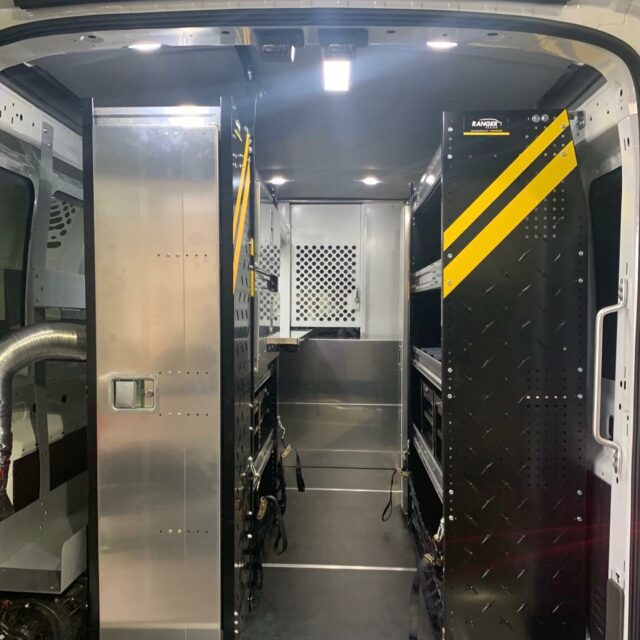Innovative products to help tradesmen work more efficiently and organized while maximizing space. Contact us for a quote.  #tradesman #rangerdesign #workvan #cargovan #commercialvan #TheRangerDesignWay #vanequipment #toolstorage #vanupfit